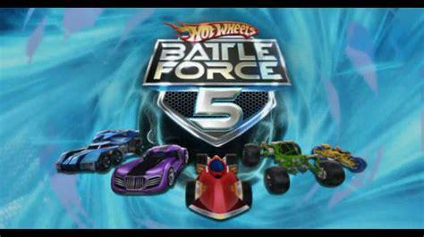 Hot Wheels Battle Force 5 Opening theme HD (1080p)   YouTube