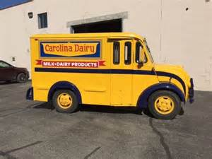 Milk Truck Wheels For Sale 1971 Divco Milk Truck Single Rear Wheel