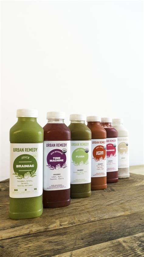 Delicious Detox Juices by A Delicious Organic Juice Cleanse Delivered To Your Door