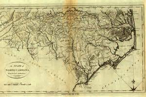 map of colonial carolina n c map gallery