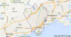 fairfield map fairfield ct safeside chimney sweeping