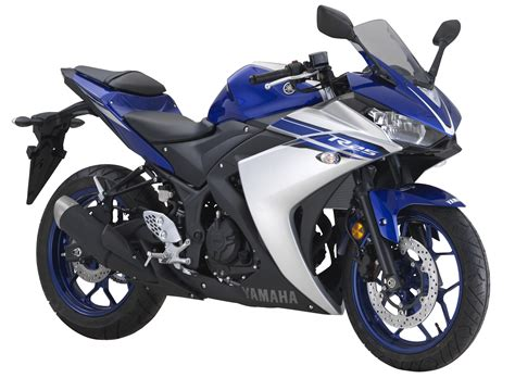 2016 Yamaha YZF R25 with new colours   RM20,630