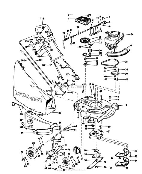 diagram of a lawn mower engine honda parts lookup diagram honda get free image about