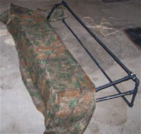 Homemade Goose Hunting Layout Blinds | homemade layout blind huntingnet com forums