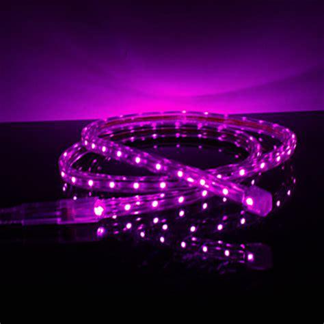 Waterproof 3 5w M 3528 Smd Purple Light Led Strip L Purple Led Light Strips