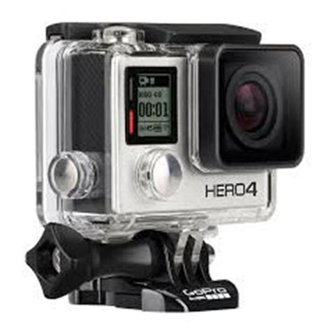 Jual Gopro Hero4 Silver Edition gopro 4 silver edition