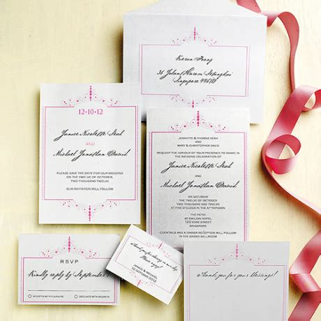 Wedding Font Tips by 3 Tips To Choosing Your Wedding Stationery Font World