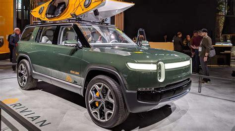 york auto show electric car wrap