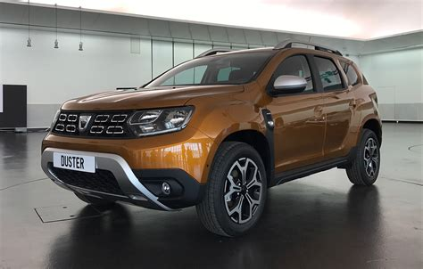 renault duster 2018 2018 dacia duster 2018 renault duster in 12 live photos