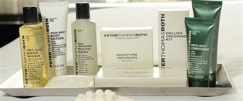 Plan Collection by Hilton Hotels And Resorts Peter Thomas Roth Products