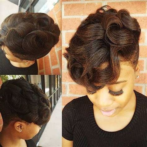 short tapered hairstyles for black women 2017 good natural black short hairstyles short hairstyles