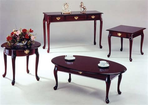queen anne coffee table homelegance queen anne cocktail table 3003