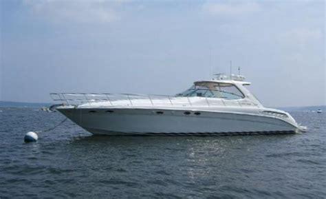 huntington ny boat show 54 sea ray 2001 silvy dee for sale in huntington new york