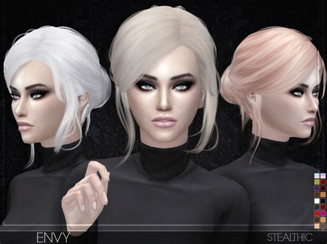 sims 4 hair cc stealthic 187 sims 4 updates 187 best ts4 cc downloads