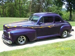 1948 mercury 2 door coupe custom rod no reserve