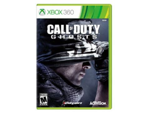 Call Of Duty Gift Card - free 10 gift card w call of duty ghosts xbox 360 at