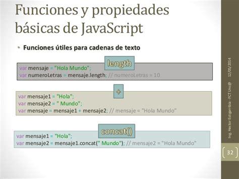 javascript cadenas de texto introducci 243 n a javascript i