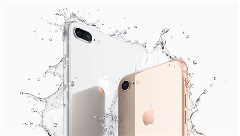 iphone 8 and iphone 8 plus are ip67 water resistant here s what that really means