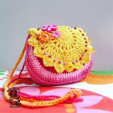 Handmade Crochet - handmade crochet purse yarn
