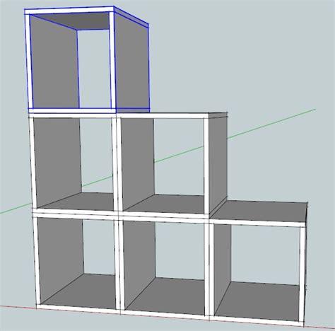 come costruire una libreria fai da te libreria legno fai da te modulare mobili fai da te