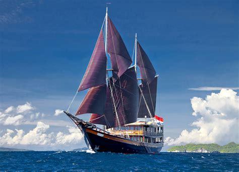 36 meter kapal layar mesin luxury motor sailing yacht