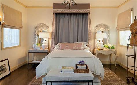 schlafzimmer im modernen stil mediterranen stil im inneren eines schlafzimmer