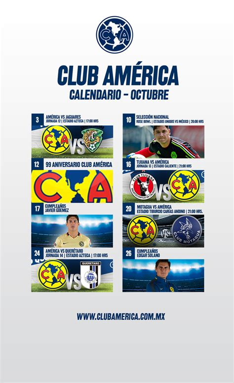 Club America Calendario 2015 Partidos Copa America 2015 Calendar Search Results
