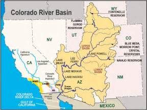 united states map with colorado river water wars colorado locks supply promising quot not a
