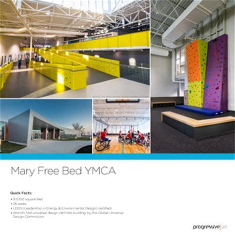 ymca design guidelines mary free bed ymca progressive ae