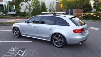 Audi A4 S Line 2012 2012 Audi A4 Avant Prestige S Line Titanium