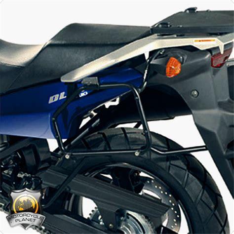 Strom Rack by Givi Pl532 Pannier Rack For Suzuki Dl 650 V Strom Suzuki