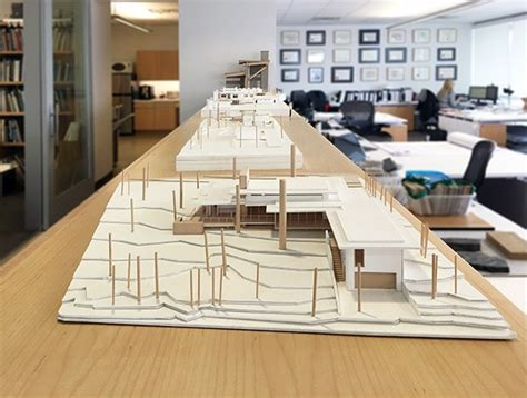 building architectural models prototypes more with white mat board