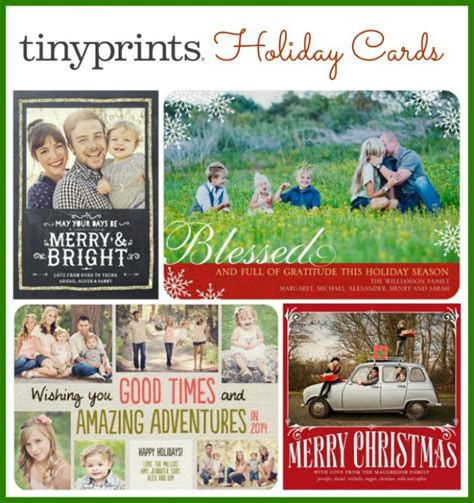 tiny prints cards tiny prints cards tinyprintscheer giveaway
