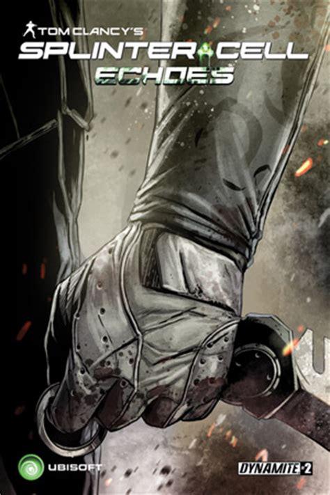 Tom Clancys Splinter Cell Echoes Vol 1 Graph Beli Sekarang dynamic forces 174 splinter cell echoes