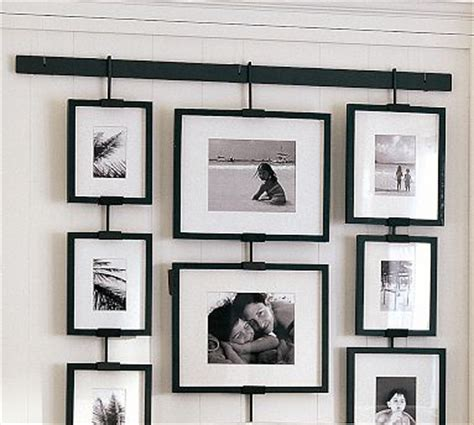 hanging picture frames ideas pottery barn studio wall easel 10 great photo display
