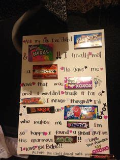 This Is A Poster Card I Made For My Boyfriend For   1000 images about cute posters on pinterest my