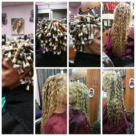 perm rod sizes for men gallery spiral perm rods and results black hairstle