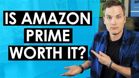 amazon worth is amazon prime worth it 10 amazon prime benefits youtube