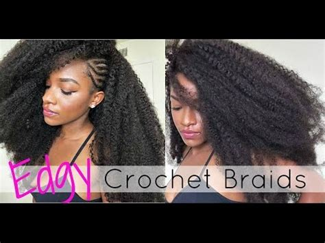 whats the best marley hair for croquet braids tutorial versatile crochet braids w side braids marley
