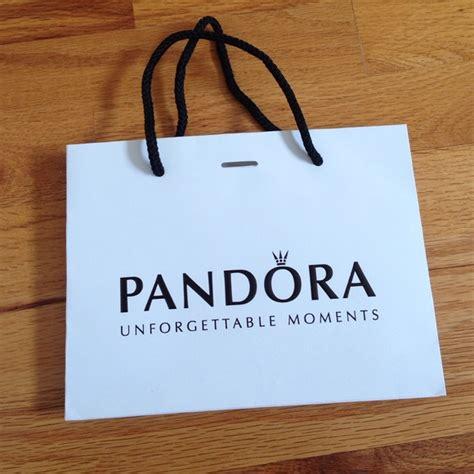 Paper Bag Pandora Murah pandora 2 authentic pandora gift paper bag from canmei s closet on poshmark
