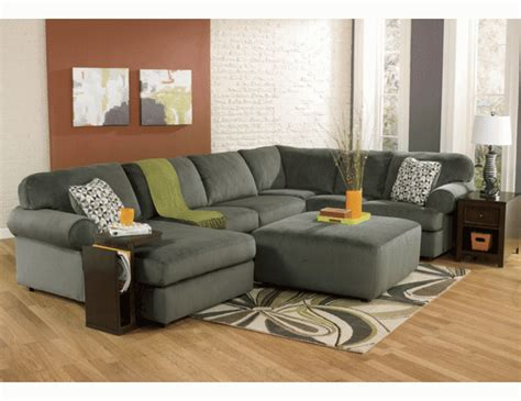 Jessa Place Sectional Reviews by Pflugerville Furniture Center Jessa Place Pewter Sectional