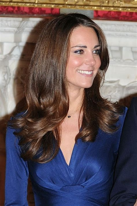 is kate middletons hair mahogany 37 best images about blow dry styles on pinterest