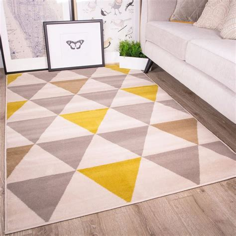Geometric Kitchen Rug The 25 Best Geometric Rug Ideas On Grey Yellow Kitchen Black And Grey Rugs And