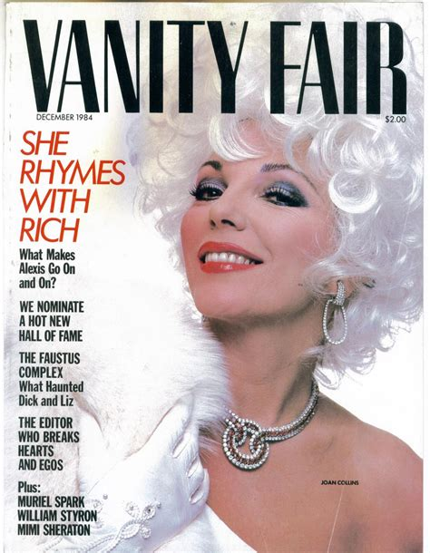 Vanity Fair Pics by Legendary Dame On The Cover Vanity Fair December