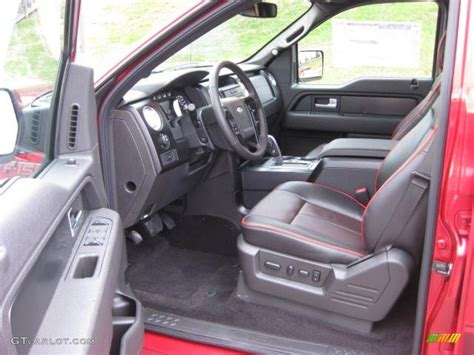 Ford F150 Interior Replacement Parts by 2012 Ford F150 Fx4 Supercrew 4x4 Fx Sport Appearance Black Photo 59772539 Gtcarlot