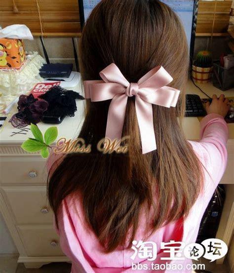 hairstyles w one hair tie zibees com fashion guilt diy tips kawaii hair