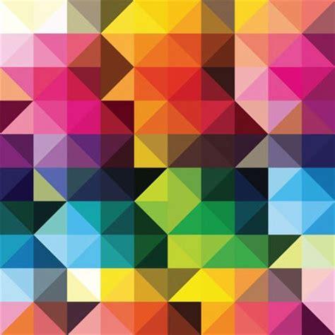 triangle pattern color colors triangle triangulo image 263855 on favim com