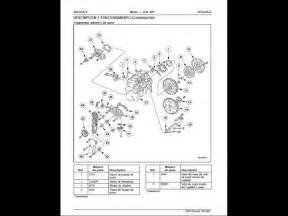 ford 2000 2002 manual reparaci 243 n y servicio