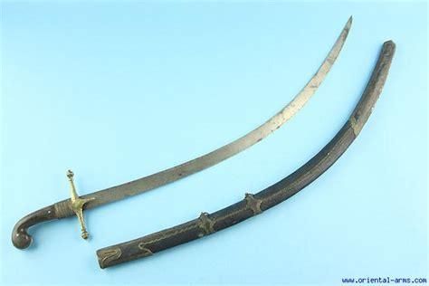 shamshir sword arms ottoman wootz shamshir sword