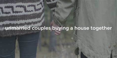unmarried couple buying a house mortgage protection cohabiting couples inheritance tax